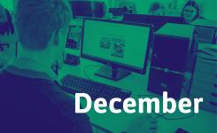 Computerreservatie december