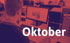 Computerreservatie oktober